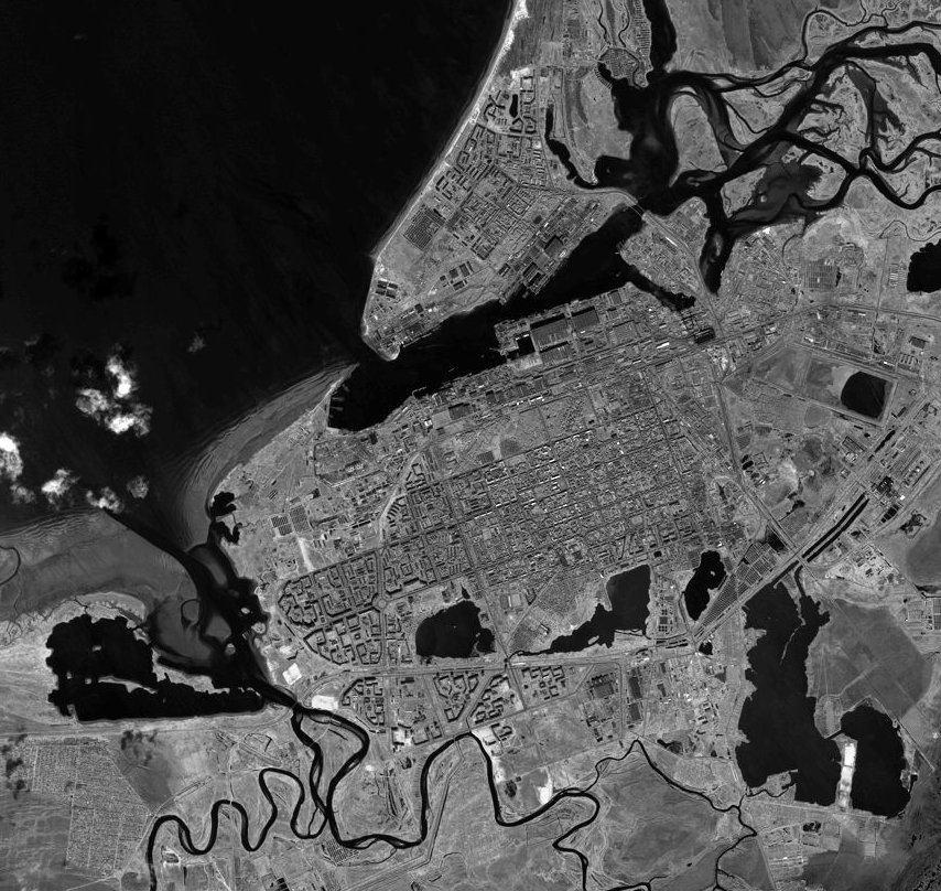 Гугл карта города Северодвинск